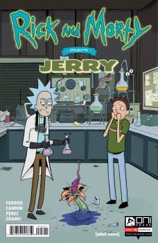 Rick & Mortry Presents Jerry #1 Cvr B Grace