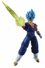DBZ Super Saiyan God Super Saiyan Vegetto Fig-Rise Model Kit
