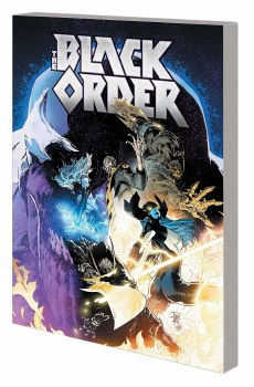 Black Order TP Warmasters of T