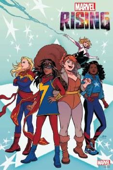 Marvel Rising #1 By Mok Poster