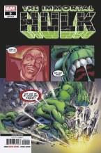 Immortal Hulk #9 2nd Ptg Bennett Var