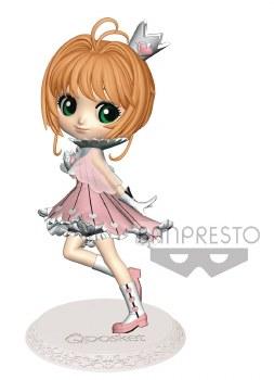 Cardcaptor Sakura Clear Card Sakura Q-Posket Ver2 Color Kinomoto Figure