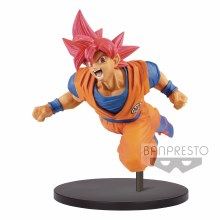 Dragonball Super Son Goku Fes V9 Super Saiyan God Figure