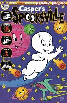 Caspers Spooksville #1 (of 4) Shanower Main Cvr
