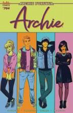 Archie #704 Cvr A Fish