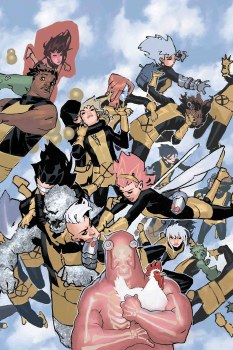 Age of X-Man Nextgen #3 (of 5)