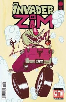 Invader Zim #42 Cvr B Adler