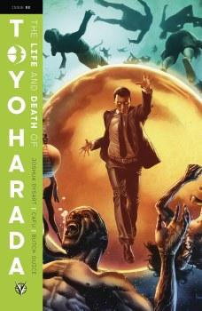 Life & Death of Toyo Harada #2 (of 6) Cvr A Suayan