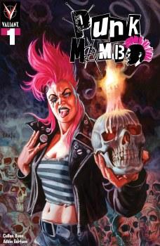 Punk Mambo #1 (of 5) Cvr A Brereton