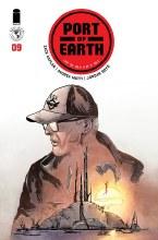 Port of Earth #9 Cvr A Mutti