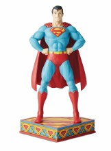 DC Heroes Silver Age Superman Figurine