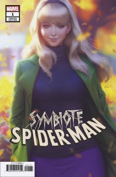 Symbiote Spider-Man #1 (of 5) Artgerm Var