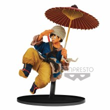 Dragon Ball Z Colosseum 2 V5 Goku w/ Parasol Figure