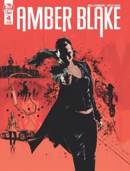 Amber Blake #4 Guice