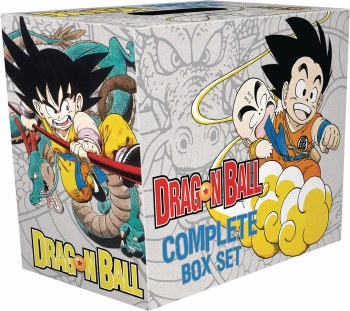 Dragon Ball Complete Series GN 16 Vols Box Set