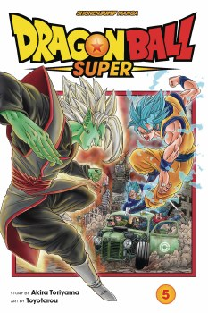 Dragon Ball Super GN VOL 05