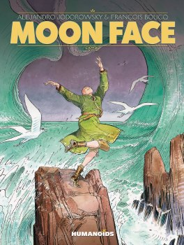 Moon Face GN HC New Ed (Mr)