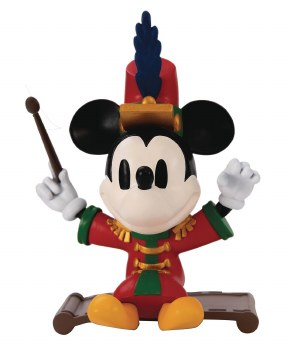 Mickey 90th Anniversary Mea-008 Conductor Mickey Px Figure