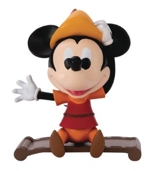 Mickey 90th Anniversary Mea-008 Robin Hood Mickey Px Figure
