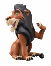 Disney Villains Mea-007 Scar Px Figure