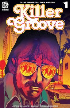 Killer Groove #1 10 Copy Cliff Richards Incv Var