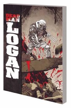 Dead Man Logan TP VOL 01 Sins of the Father