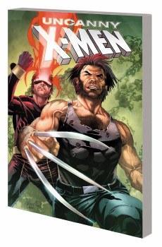 Uncanny X-Men TP VOL 01 Cyclops and Wolverine