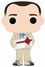 Pop Forrest Gump Forrest With Chocolates Vinyl Figure