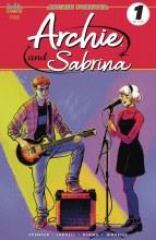 Archie #705 (Archie & Sabrina Pt 1) Cvr A Fish