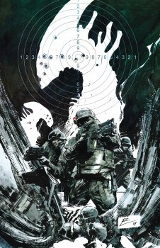 Aliens Rescue #1 (of 4) Cvr A De La Torre