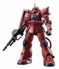 Gundam Origin Ms-06s Zaku II Char Red Comet Hg 1/144 Model Kit