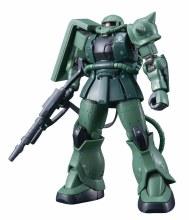 Gundam Origin Zaku II Type C-6/R6 Hg 1/144 Model Kit