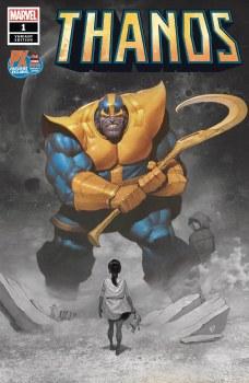 Thanos #1 (of 6) C2E2 2019 Artist Var