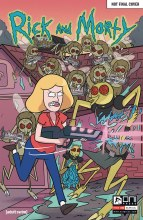 Rick & Morty #2 50 Issues Special Var