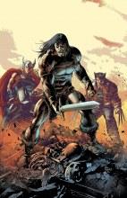 Savage Avengers #1 Deodato Teaser Var