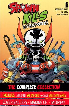 Spawn Kills Everyone Complete Collection TP VOL 01