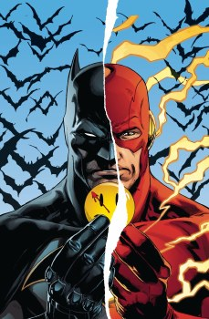 Batman Flash the Button TP