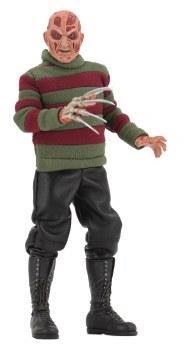 Nightmare On Elm Street New Nightmare Freddy 8in Retro Action Figure