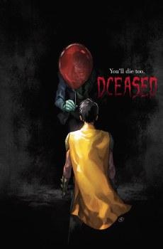 Dceased #1 (of 6) Horror  Var