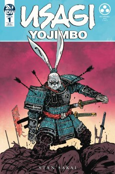 Usagi Yojimbo #1 10 Copy Incv Johnson Var