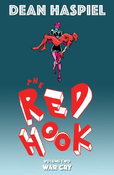 Red Hook TP VOL 02 War Cry (Mr