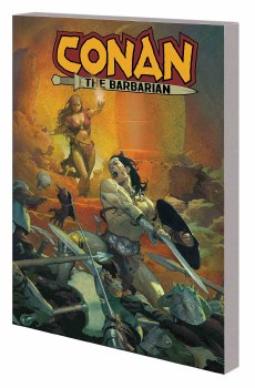 Conan the Barbarian TP VOL 01 Life and Death of Conan Book One