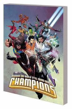 Champions By Jim Zub TP VOL 01 Beat the Devil