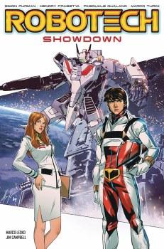 Robotech TP VOL 05 Showdown