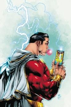 Shazam #7 Var Ed