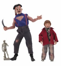 Goonies Sloth & Chunk 8in Retro Action Figure 2 Pack