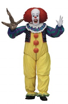 It 1990 Pennywise Version 2 Ultimate 7in Action Figure