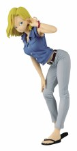 Dragon Ball Z Glitter & Glamour Android No 18 II V1 Figure