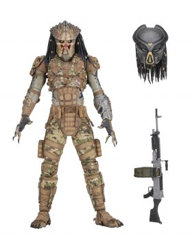 Predator 2018 Emissary 2 Concept Ultimate 7in Action Figure