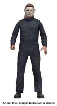 Halloween 2 Michael Myers Ultimate 7in Action Figure
